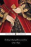 The Penguin Book of Renaissance Verse: 1509-1659 (Penguin Classics)
