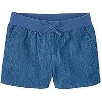 The Children's Place Pantalones Cortos Vaqueros para Correr. Pantalones Cortos para Niñas