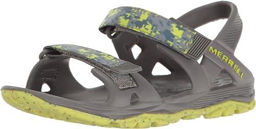 Merrell Hydro Drift Kids Footwear Sandals Black Navy All Sizes