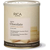 Rica White Chocolate Liposoluble Wax, 800ml