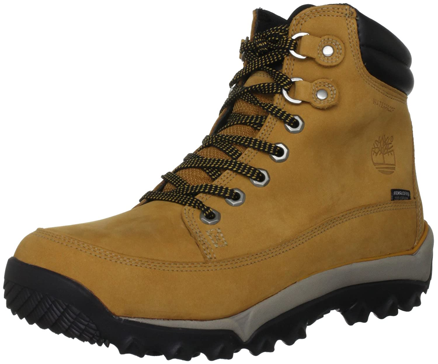 4afecea6ace Timberland Rime Ridge Mid Wp Insulated, Men's High Rise Hiking Shoes