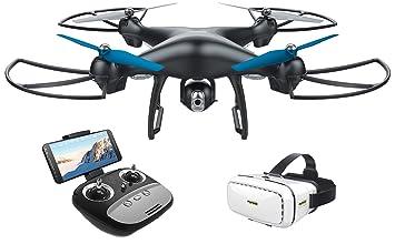 Amazon com: Promark: GPS Shadow Drone - Premier GPS-Enabled
