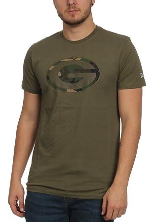 online store ed79a 6b871 New Era Men Overwear/T-Shirt NFL Camo Atlanta Falcons Olive ...
