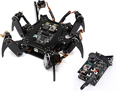 Freenove Hexapod Robot Kit With Remote
