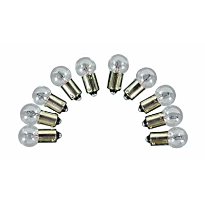 Camco 54714 Replacement 57 Auto Instrument Light Bulb - Box of 10: Automotive