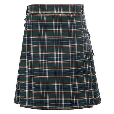 SCARLET DARKNESS - Falda para Hombre, diseño escocés Tradicional ...