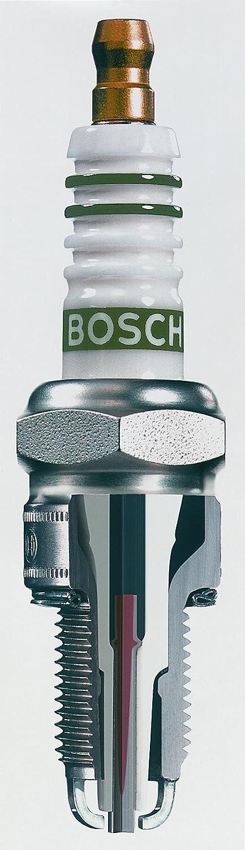 Bosch 0242229984 WR8DC N07 - Bujías (4 unidades): Amazon.es: Coche y moto