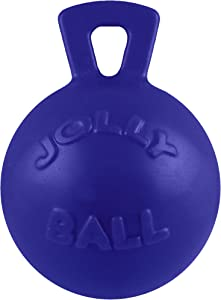 Jolly Pets Tug-N-Toss Dog Toy Ball with Handle