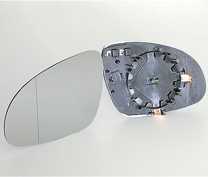 Atbreuer 004204 Spiegelglas Heizbar Asphärisch Links Auto