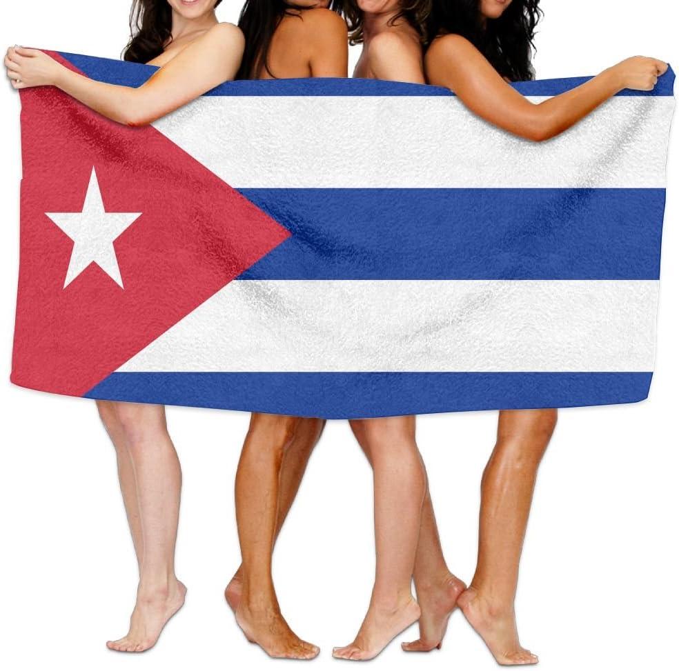Polo bandera de Cuba toalla de baño de playa para cubrir ...