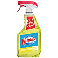 Deals on Windex Multi-Surface Cleaner and Disinfectant Spray Bottle 23oz