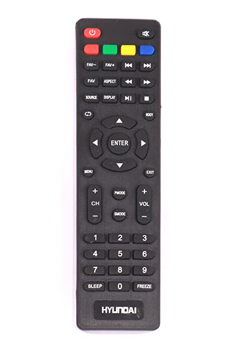 Buy Hyundai Led/Lcd Tv Remote Controller Online at Low Prices in