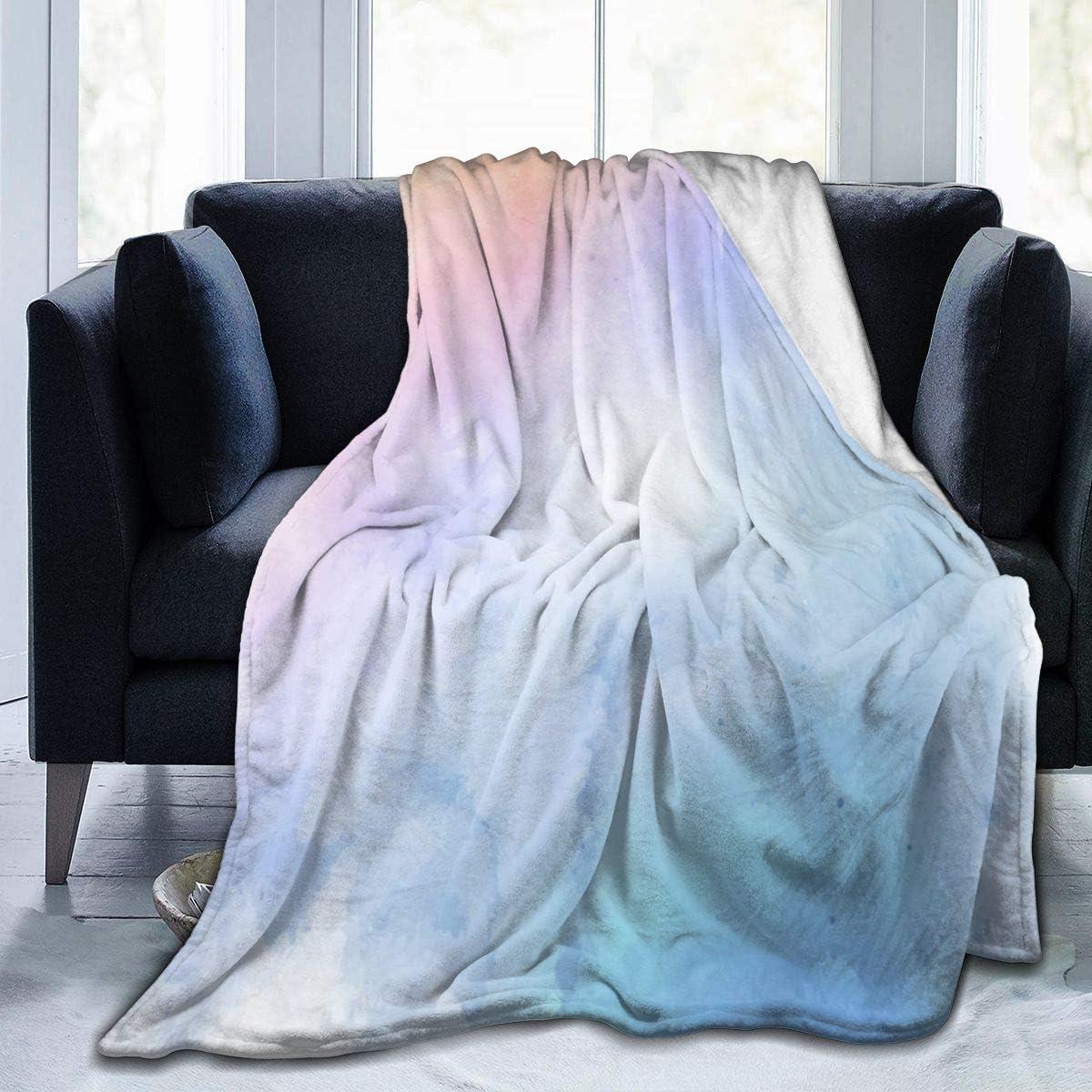 Amazon Com Sherpa Blanket Pastel Grunge Flannel Comfortable Fleece Blanket Reversible Couch Blanket Lightweight Warm Sofa Blanket For Kids Adults 50 X40 Home Kitchen
