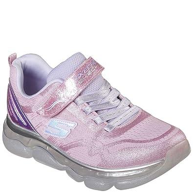 ff2b6ae4ee81 Skechers Kids Womens Skech Air Radiant 81805L (Little Kid Big Kid) Pink