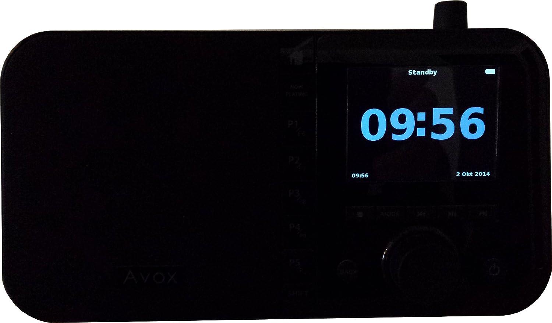 avox indio color uk internet radio mit 35 amazonde elektronik - Avox Indio Color