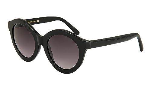 Eligo - Gafas De Sol BRIGITTE para mujer, estilo ojos de gato, acetato, lente de cr-39 protección uv...