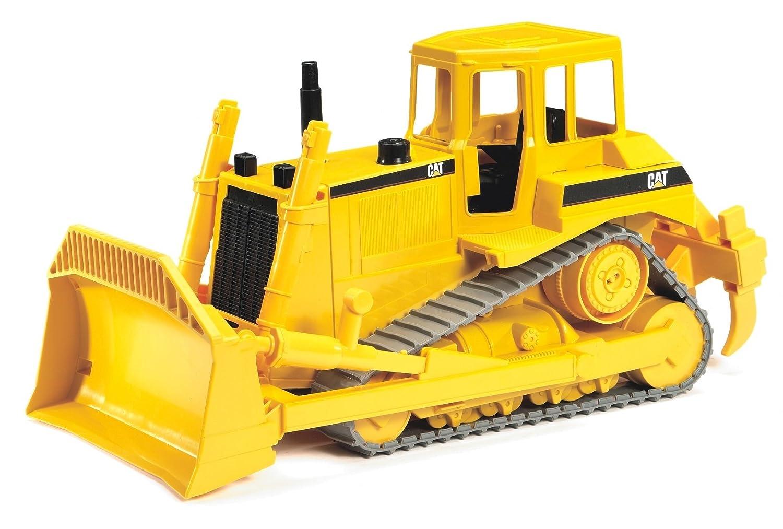 amazon com caterpillar bulldozer toys games
