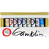 Gamblin 1980 Oil Color Exclusive Set