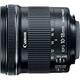 Canon EF-S 10-18mm f/4.5-5.6 IS STM Lens (Cerified Renewed)