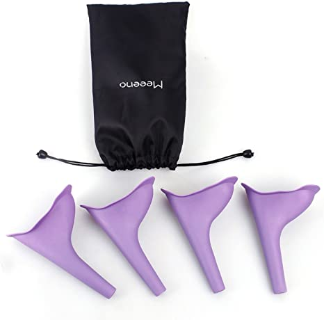 Entonnoir urinaire Portable pour urinoir l/éger pour Femmes INSEET Female Urination Device