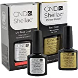 CND Shellac Smalti Semipermanente Top/Base Duo - 7 ml