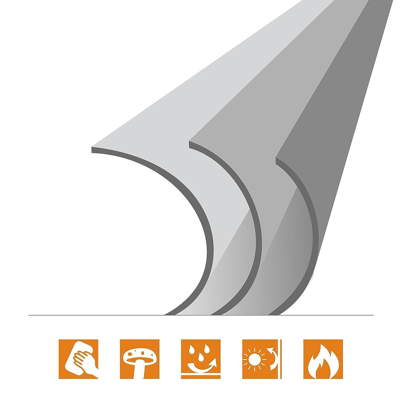 158 x 118 cm celexon tragbare Beamer-Leinwand mit vormontiertem St/änder mobile Stativ-Leinwand mit Tragegriff Wei/ß Economy Gain 1,0 4:3
