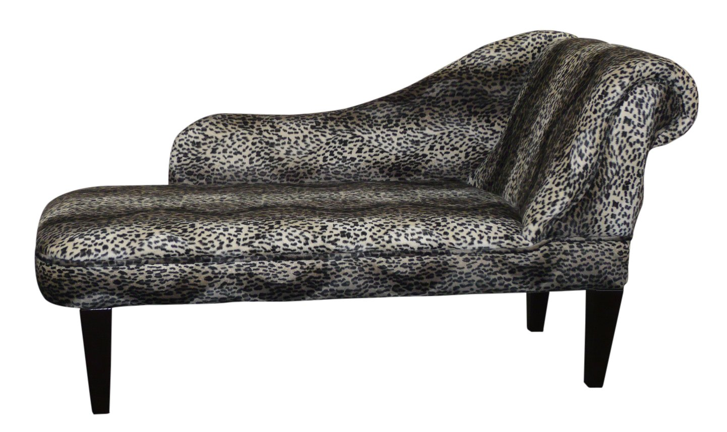 archaicawful print chair contemporary lounge chaise images leopard furniture design fabric