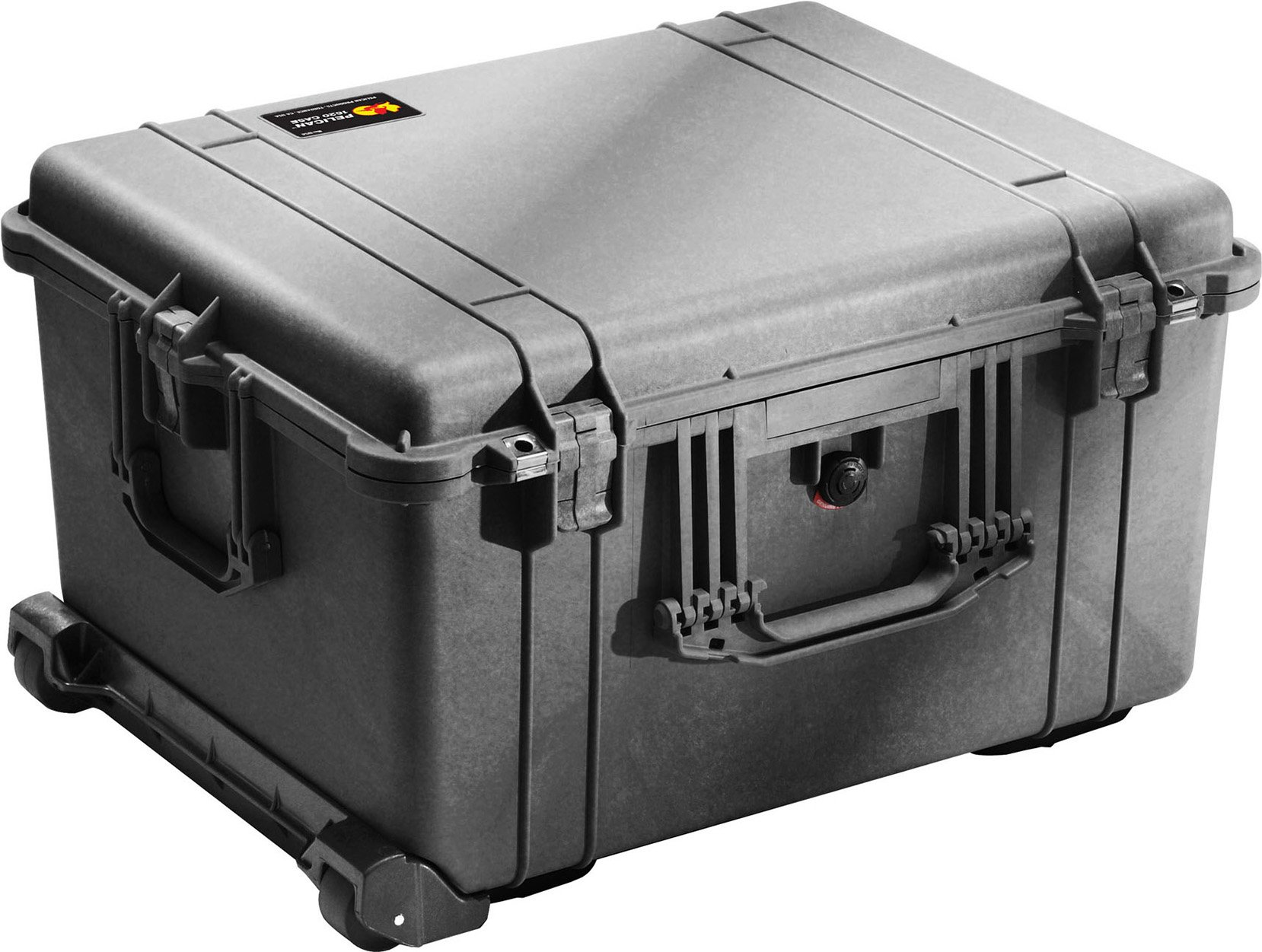 Pelican 1620 Case With Foam (Black) by Pelican