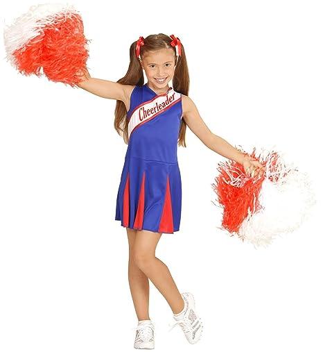 Widmann 03077 - Costume da Cheerleader 8b32e3225d3