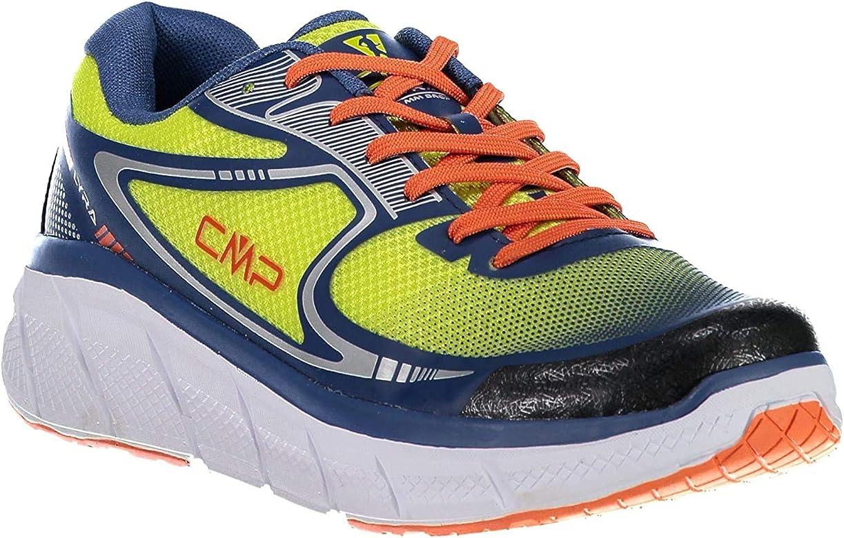 CMP Lyra Maxi, Zapatillas de Running para Asfalto para Hombre, (Bamboo-Marine 48ec), 40 EU: Amazon.es: Zapatos y complementos