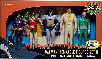 NJ Croce NJ Croce Batman Classic TV Series Boxed Set 2 Toys Batman: Classic TV Series Boxed Set II Accessory Toys /& Games