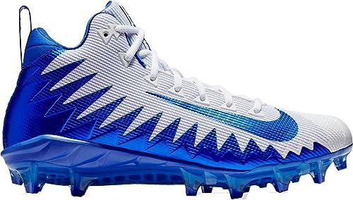 a9a89010b34e Nike Men's Alpha Menace Pro Mid Football Cleat: Amazon.co.uk: Shoes & Bags