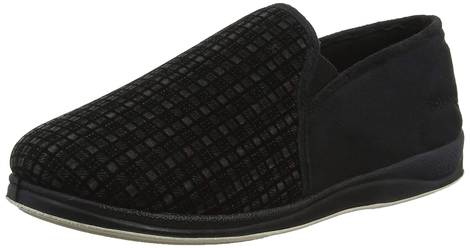 Padders Albert, Chaussons Mules Doublé Chaud Homme