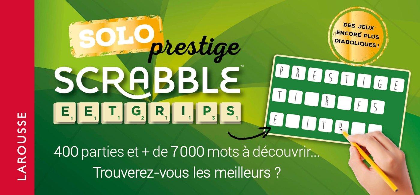 Scrabble solo prestige (Hors Collection - Scrabble): Amazon.es: Collectif: Libros en idiomas extranjeros