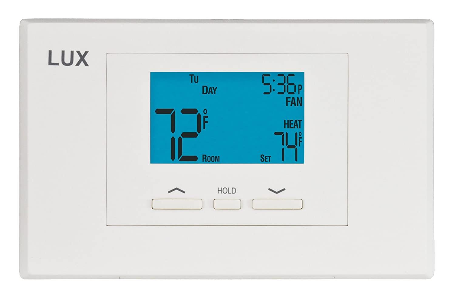 71F3SaGBLOL._SL1500_ lux products tx500u universal 5 2 programmable thermostat  at soozxer.org