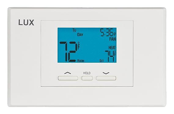 luxpro P521U 5 días a 2 días Digital Universal termostato programable por Lux-Pro: Amazon.es: Iluminación