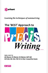 The BEST Approach to Precis  Writing Kindle Edition