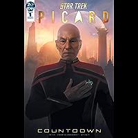Star Trek: Picard—Countdown #1 (of 3) (English Edition)