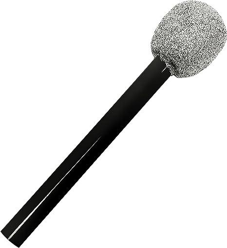 Amazon.com: Windy City Novelties (12 unidades) Micrófono de ...