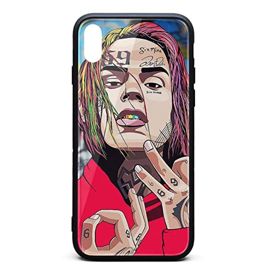 case for iphone xs max rap
