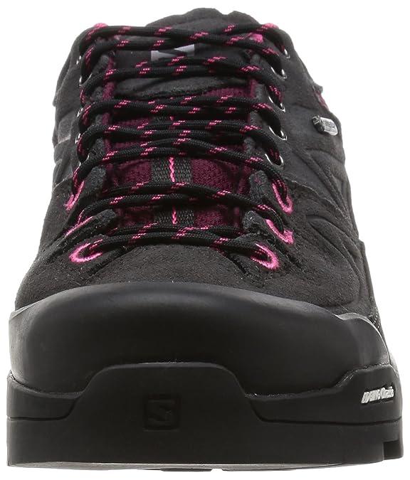 Salomon L37927000, Chaussures de Randonnée Basses Femme