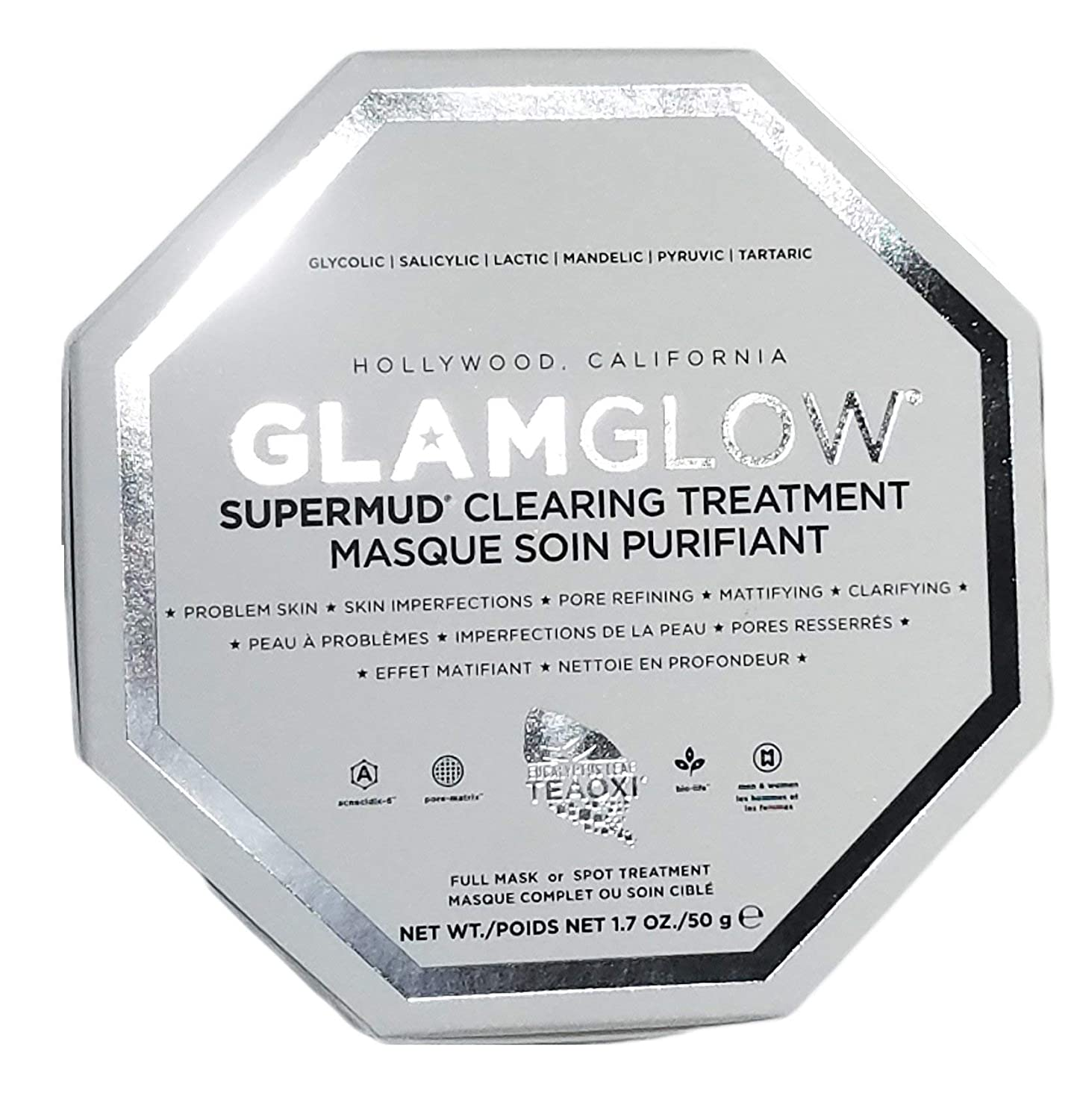 Supermud Clearing Treatment by Glamglow