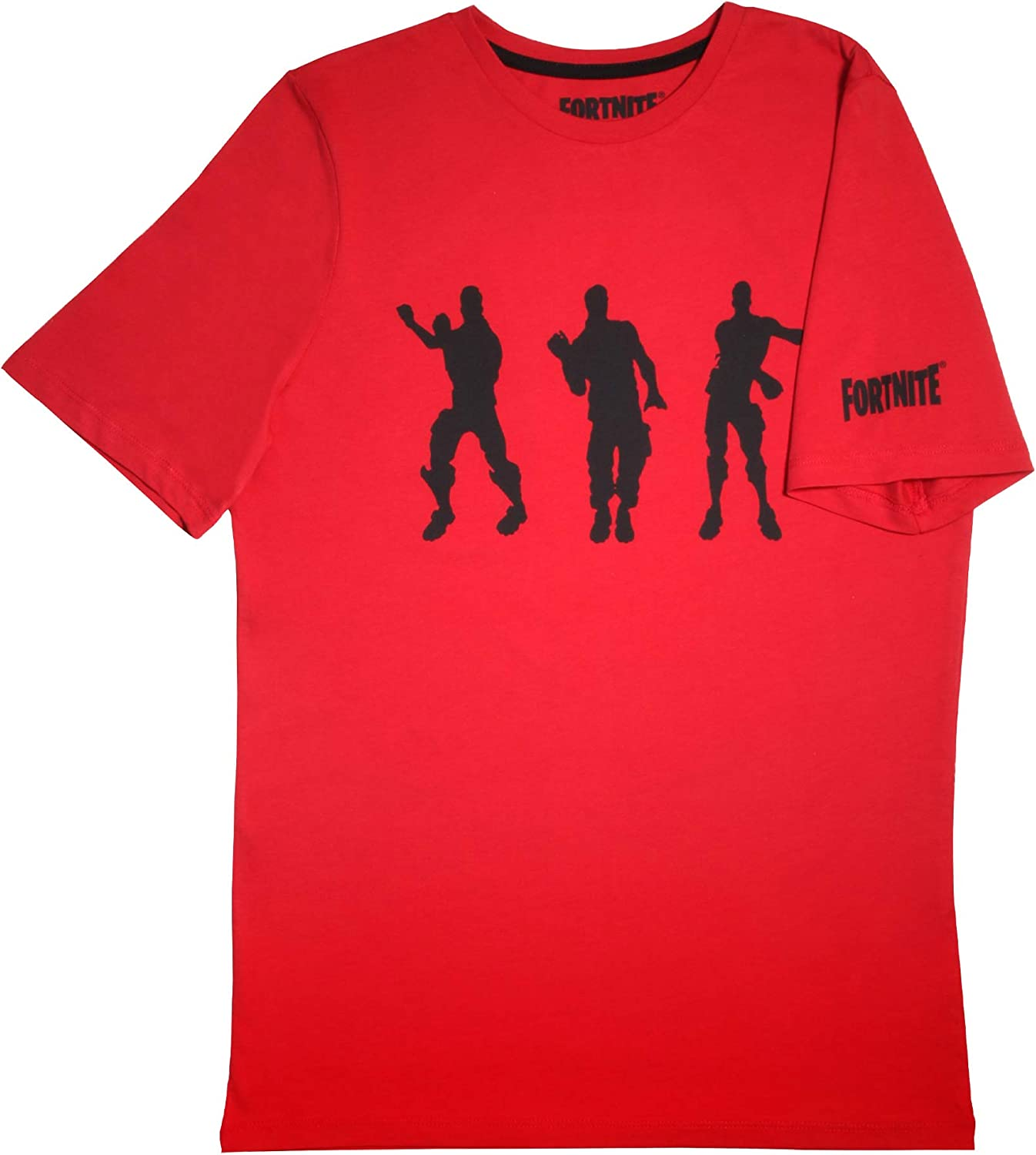 Kids Birthday Gift Idea Childrens Clothes Fortnite Dance Moves Boys T-Shirt Tween Teen School Boys Gaming Top PS4 PS5 Xbox PC Gamer Gifts Official Merchandise