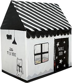 C-J-Xin Tente de Jeu, Coin de Lecture extérieur de Piscine de Boule d'océan de Tissu d'intérieur de ménage de Maison de Maison de Maison, 100 * 70 * 110CM Tente Enfant