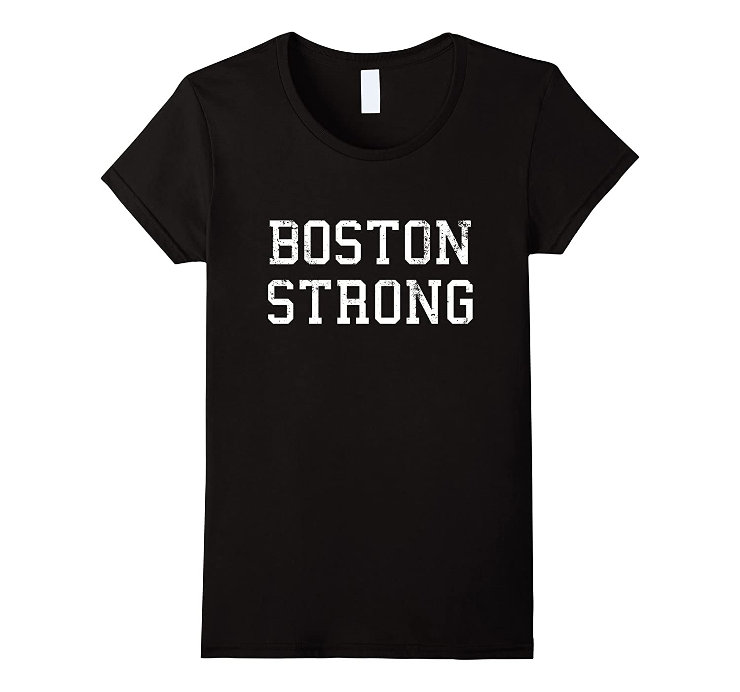 Boston Strong Classic – Vintage Distressed T shirt