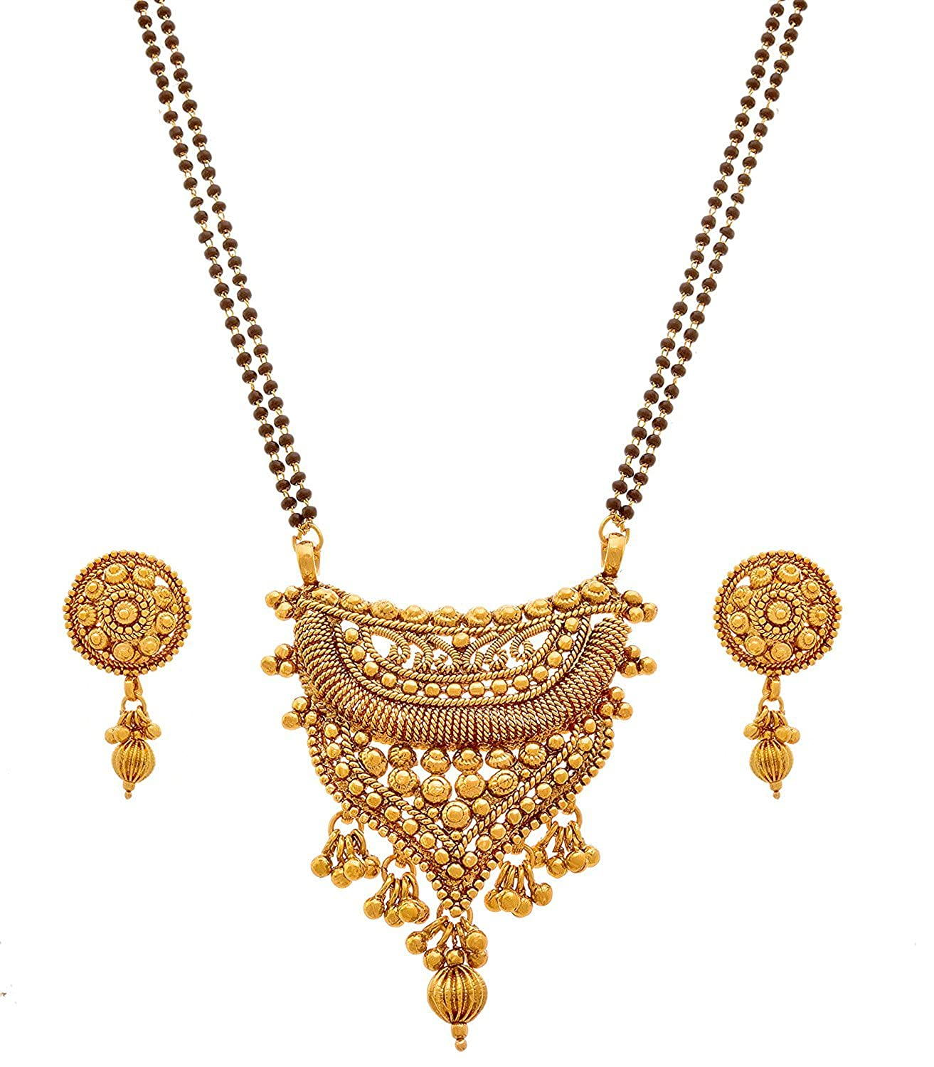 1 Gram Jewellery: Traditional Ethnic One Gram Gold Plated