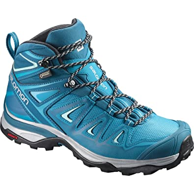 cfd88dff Amazon.com | Salomon Women's X Ultra 3 Mid GTX W High Rise Hiking ...