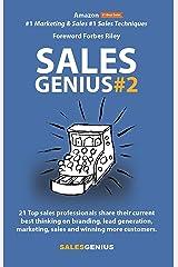 Sales Genius 2 Kindle Edition