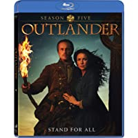 Outlander - Season 05 Blu-ray