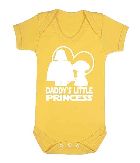 """Pijama / body con texto """"Daddys Little Princess"""", diseño de La guerra"""